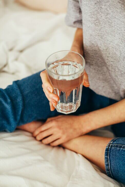 self-care hydration checkup